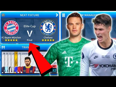 Fc Bayern Munchen Vs Chelsea 🔥Penalty Shootout Final 🏆 Dream League Soccer 2019