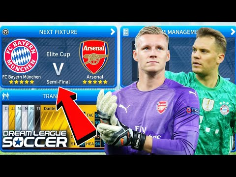 Fc Bayern Munchen Vs Arsenal Penalty Shootout 🔥 Dream League Soccer 2019