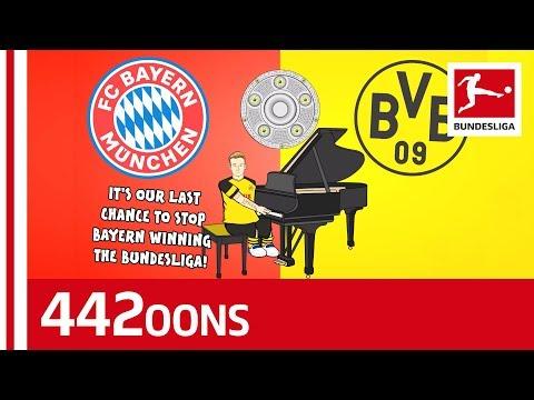 Dortmund vs. Bayern Season Final Song – Powered By 442oons