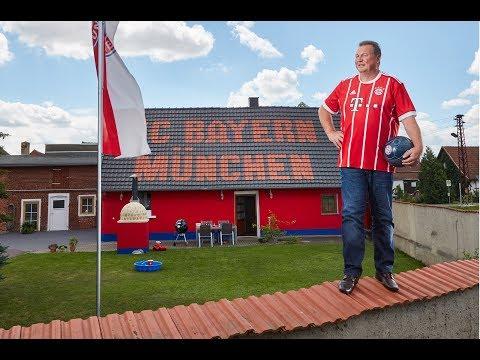 Deutsche Telekom – Der größte FC Bayern-Fan Deutschlands!