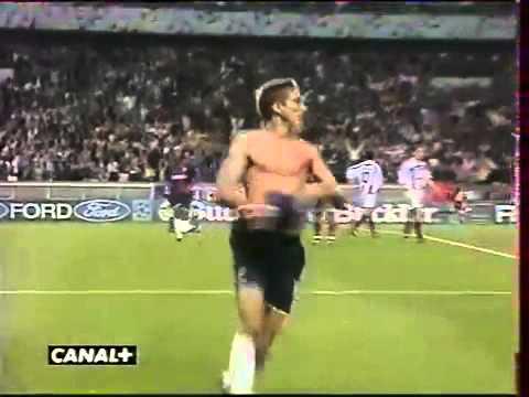 PSG 1 – 0 FC Bayern München [C1 2000/01 = But de Laurent LEROY] LEGENDAIRE