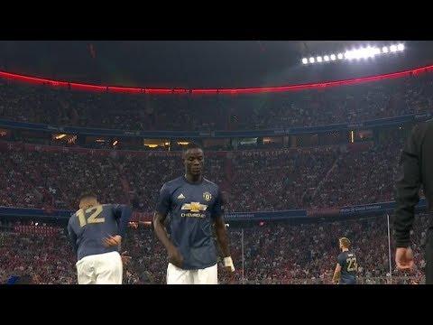 Bayern Munich 1-0 Manchester United | GOAL: Javi Martinez