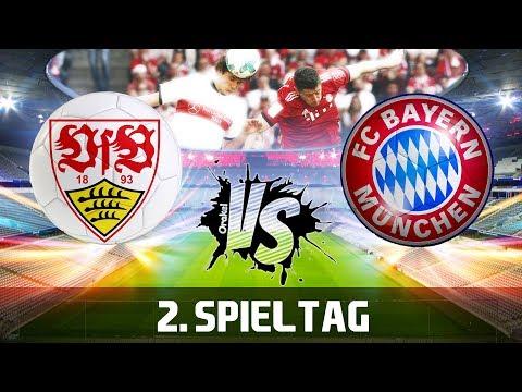 ORAKEL ⚽️ VFB STUTTGART vs FC BAYERN   01.09.2018