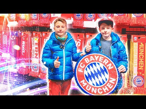 Альянц арена Бавария Мюнхен фан-шоп и футбольный клуб | Allianz arena FC Bayern Munich Fan-Shop