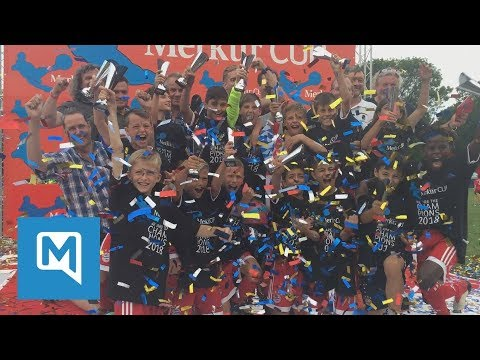 Merkur-CUP 2018: FC Bayern holt Titel im größten E-Jugend-Turnier der Welt