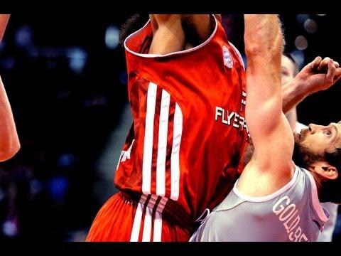 Playoff-Halbfinale Spiel 2: FC Bayern München – Brose Baskets 83:93
