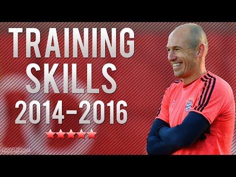 FC Bayern München ● Training Skills 2014-2016 ● HD