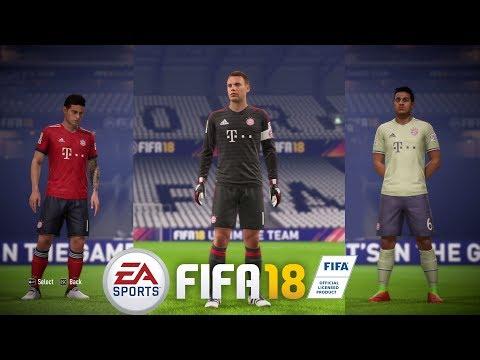 FIFA 18 | KITS FC Bayern München 2019