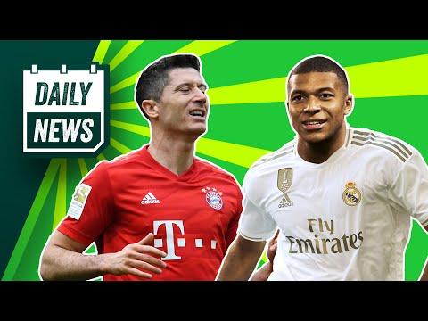 Kovac leaves Bayern + Mbappe will join Real Madrid! ► Daily News
