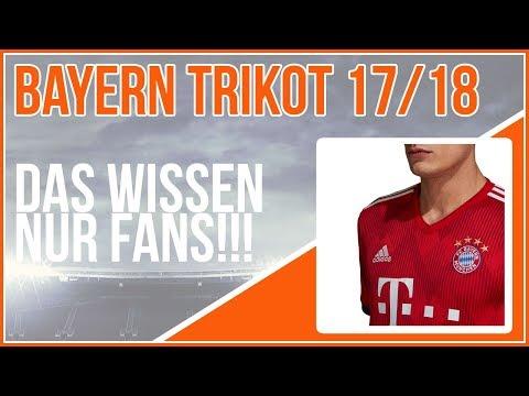Wofür steht das FC Bayern Trikot 2018/2019???