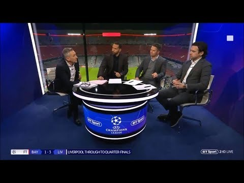 Bayern Munich vs Liverpool 1-3 Match Analysis – English Teams are Dominating the Champions League