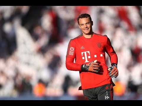 Manuel Neuer – Goalkeeper Training 2018  | HD