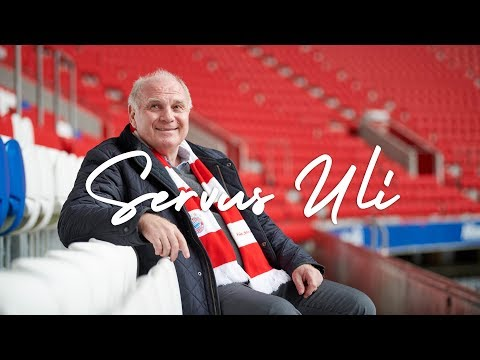 Servus Uli – A Life Dedicated to FC Bayern