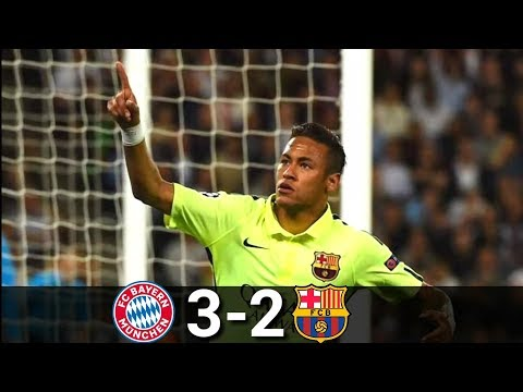 Barcelona vs Bayern munich 2-3 – Highlights | UCL-2014/15 ( Semi Final)