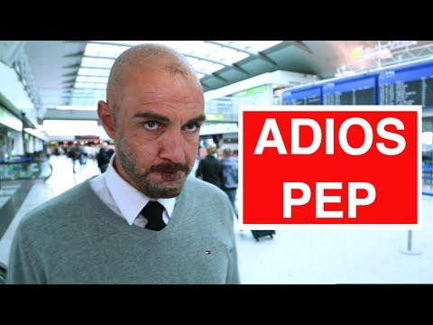 Pep Guardiola – Das allerletzte Bayern-Interview