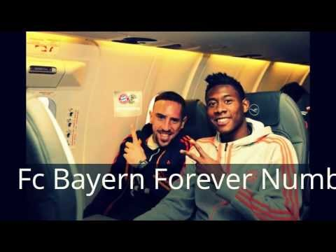 Fc Bayern München Forever Number One