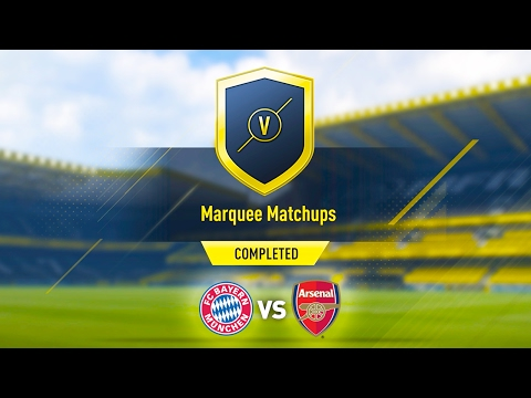 BAYERN V ARSENAL! UCL/EL MARQUEE MATCHUPS SBC (COMPLETED/CHEAP) – HOW TO COMPLETE!