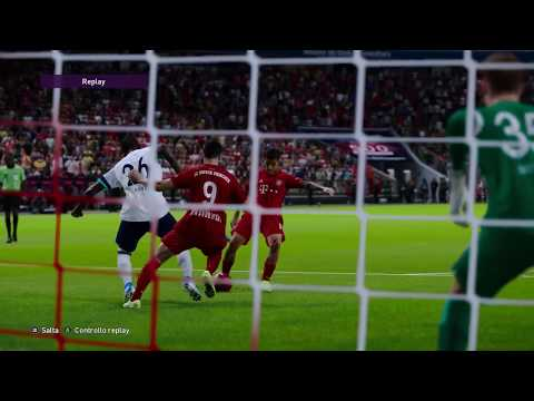"[#eFootballPES2020  PC MOD] FC Bayern Munchen New Goal Song (""CanCan"") by Mauri_d"