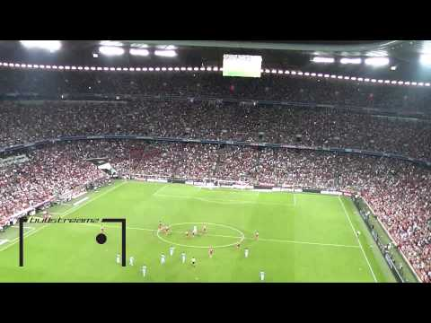 Thomas Müller Elfmeter – FC Bayern vs. Manchester City – Audi Cup 2013 [HD]