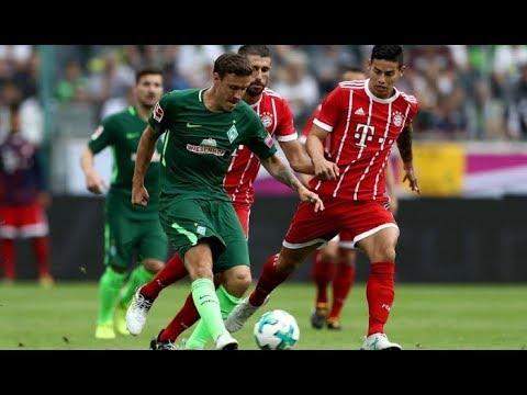 FC Bayern Munich vs Werder Bremen LIVE [ English Commentary ] HD