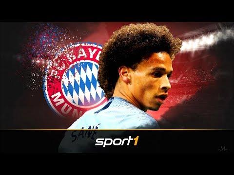 Leroy Sané zum FC Bayern – Deswegen könnte es jetzt ganz schnell gehen | SPORT1