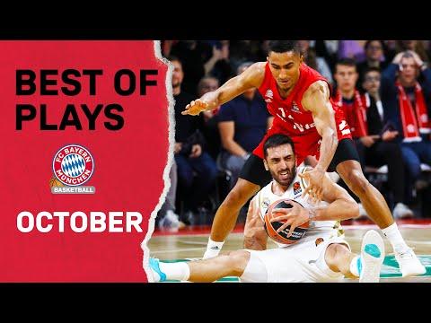 Best Plays October 2019-20 | Highlights FC Bayern Basketball