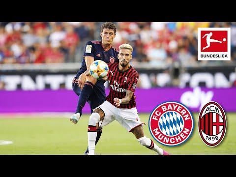 FC Bayern München – AC Milan | 1-0 | Highlights ICC 2019