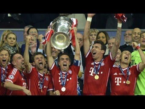 Bayern holt sich die Champions League 2013