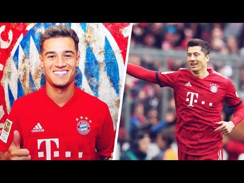 Bayern Munich's insane XI for the 2019/2020 season