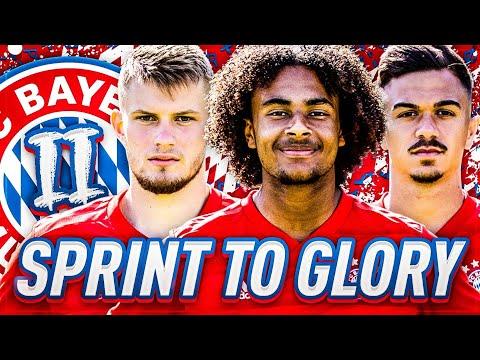 FIFA 20: BAYERN AMATEURE werden CL-SIEGER!!🏆😱💥 FC Bayern München 2 Sprint to Glory