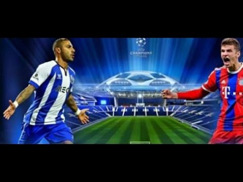 Porto vs Bayern 3-1 Goals and Highlights 15/04/2015