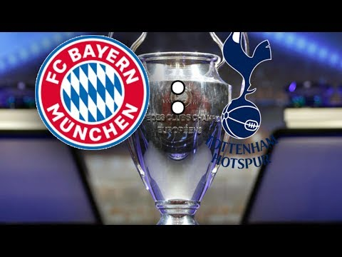 🔴LIVETALK | CL | FC BAYERN MÜNCHEN 3 : 1 TOTTENHAM HOTSPURS | HIGHLIGHTS