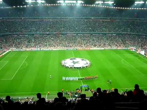 FC Bayern – Manchester City Champions League Hymne