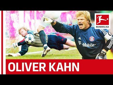 Oliver Kahn – Bundesliga's Greatest