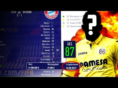 FIFA 18 : ULTIMATIVES 87er SCHNÄPPCHEN !!! 🔥 DER FC BAYERN 2023 😂 Jena STG Karriere #24