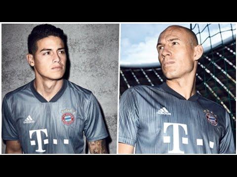 Ungewohnt: Das ist neue Trikot des FC Bayern für die Champions League |