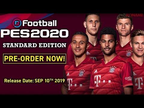 FCB X PES 2020 |FC Bayern & PRO EVOLUTION SOCCER announce partnership!