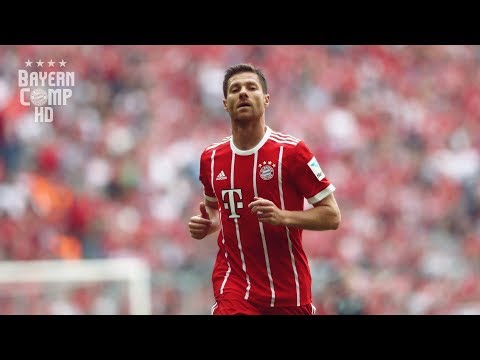 Xabi Alonso – The Master of Long Pass – FC Bayern 2014 – 2017