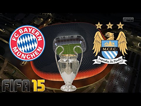 FIFA 15 – FC Bayern München gegen Manchester City (Champions League 1. Gruppenspieltag) ◄FCB #09►