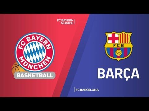 FC Bayern Munich – FC Barcelona Highlights | EuroLeague, RS Round 15