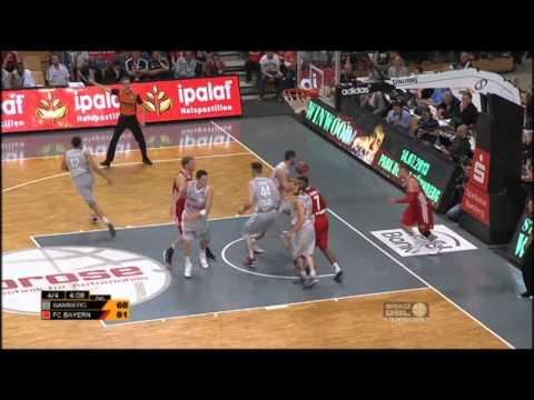 Playoff-ZOOM!: FC Bayern München vs Brose Baskets (Spiel 2)