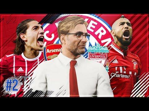 KLOPP will VIDAL!! 😳 NEUEN RECHTSVERTEIDIGER GEHOLT!! 🔥🔥 – FIFA 18 FC Bayern Karriere #2