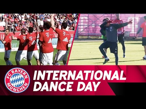 German Champions 2017! Best of Dancing | FC Bayern