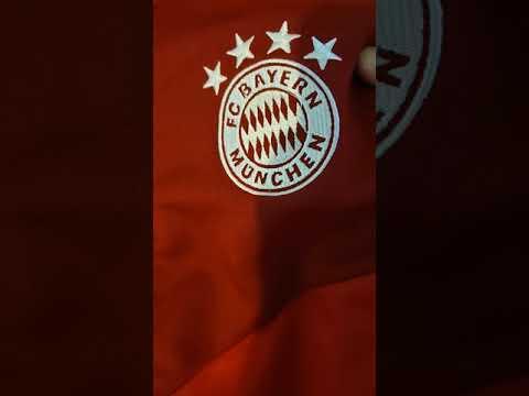 mine jerserys.Cn 18-19 Bayern Munich Red High Neck Collar Track Jacket