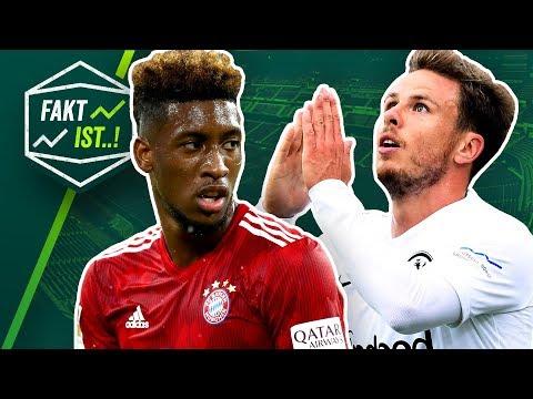 Fakt ist..! FC Bayern verliert Coman, BVB überrennt RB! Bundesliga Rückblick 1. Spieltag 2018/19