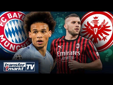 Sané entscheidet sich für Bayern-Transfer – Rebic vor Eintracht-Rückkehr? | TRANSFERMARKT