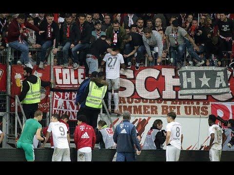 1:5 bei Frankfurt: Fans knöpfen sich den FC Bayern München vor