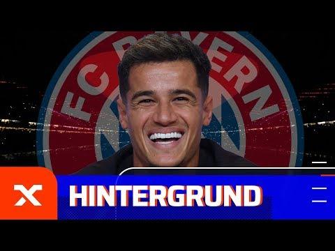 Philippe Coutinho: Bayerns strahlende Zukunft? | Bundesliga | FC Bayern |  SPOX