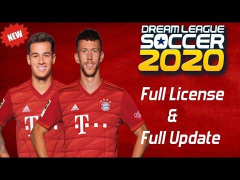 Terbaru !! Dream League Soccer 2019 MOD Bayern Munich Team 2019/20