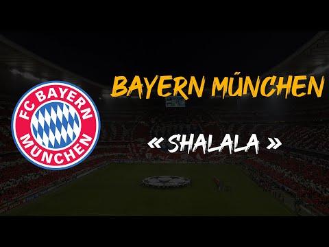 BAYERN MÜNCHEN ● Shalala [With Lyrics]